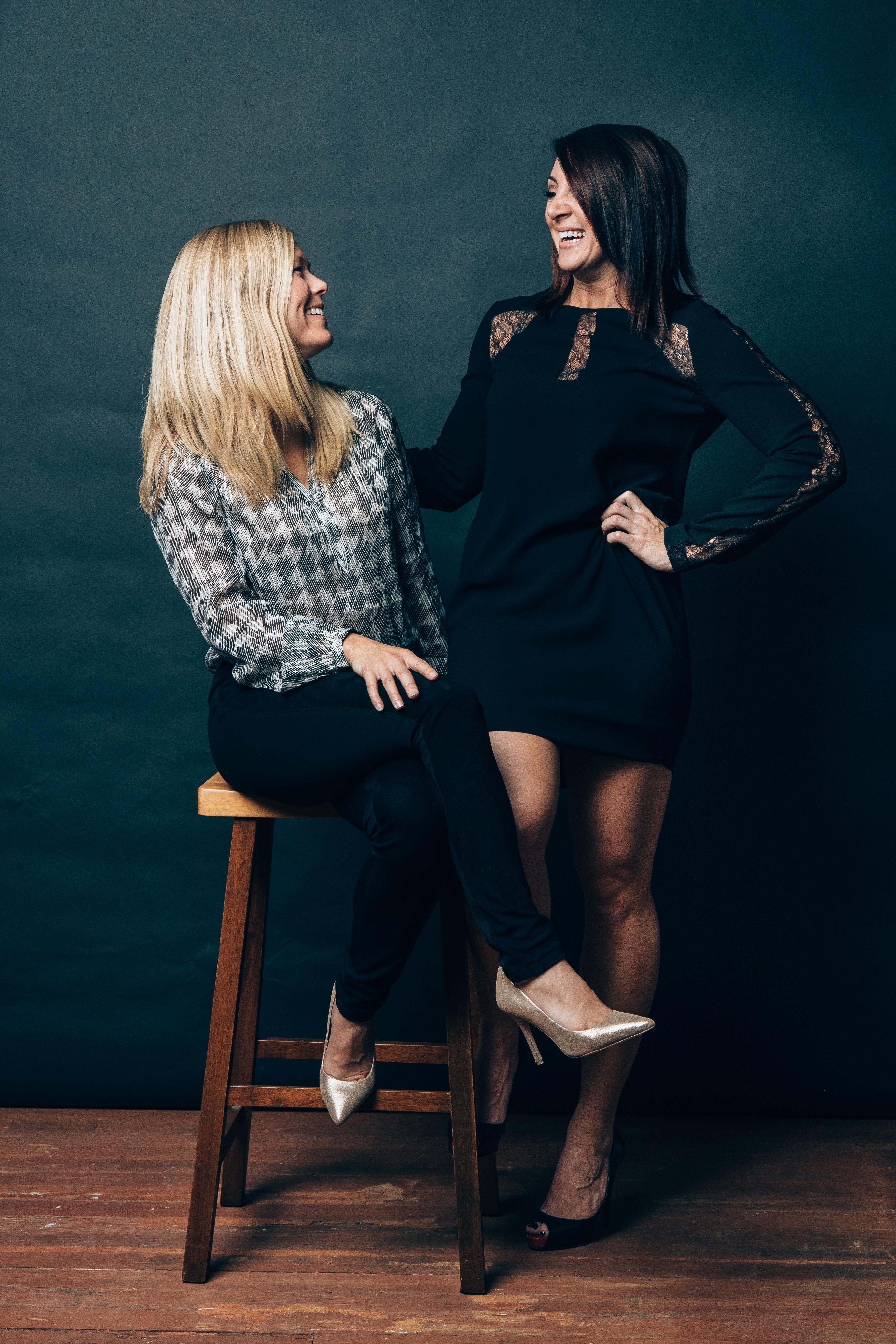 Stylize co-founders Kristen Miller