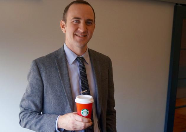 Dan Beranek, Starbucks