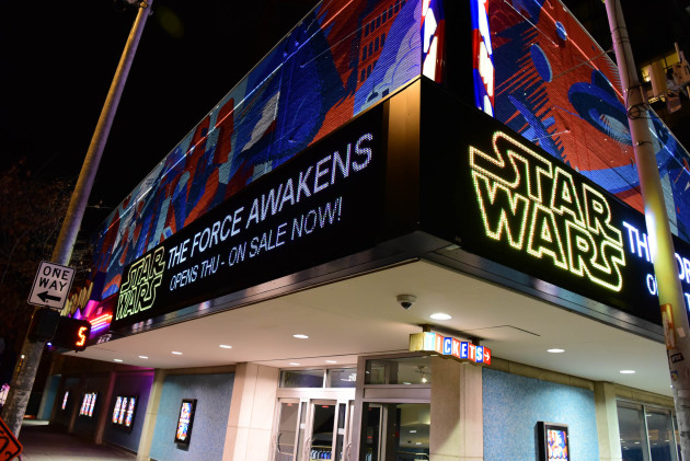 Star Wars Marathon - Cinerama
