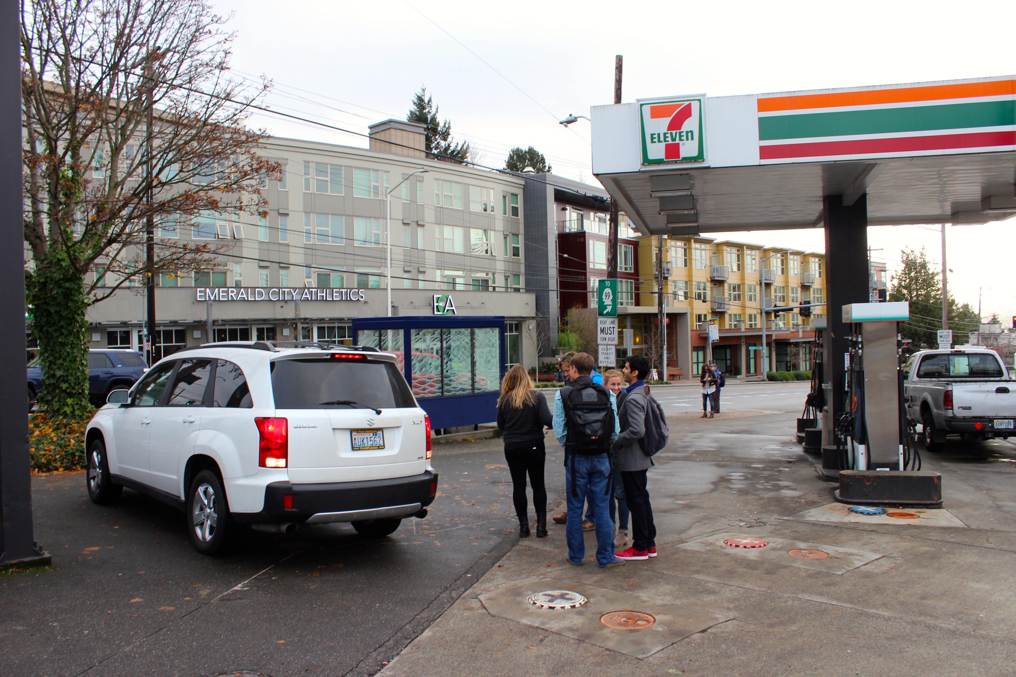 Testing uberHOP in Seattle: Uber's new $5 carpool service