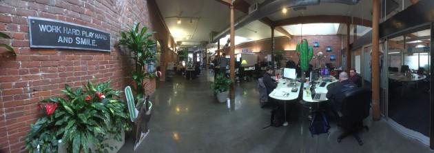 Jordan Ritter's workspace.