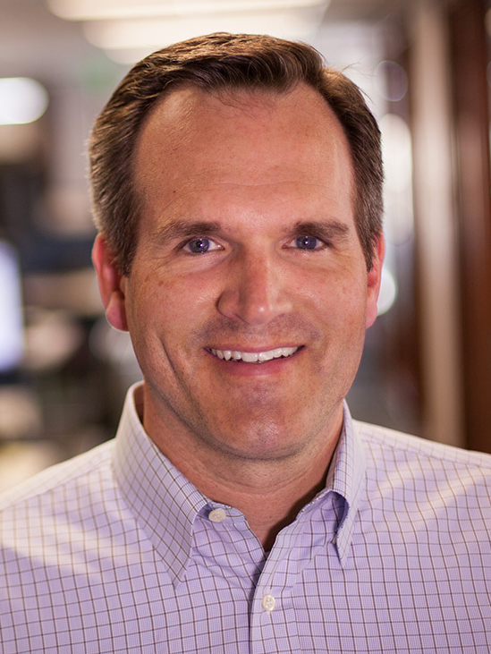 Smartsheet president and CEO Mark Mader