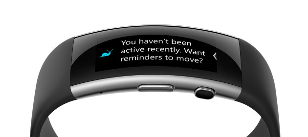Microsoft Band's new activity reminders are customizable