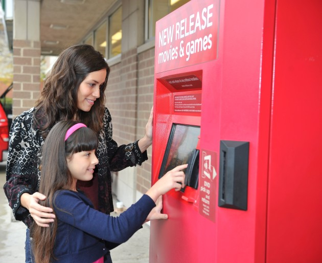 Redbox president Mark Horak left Outerwall this week as the company's stock tumbled. (Redbox Photo)