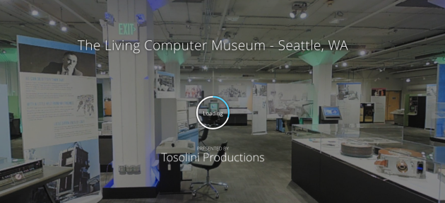 Photo via Tosolini Productions/Paul Allen's Living Computer Museum
