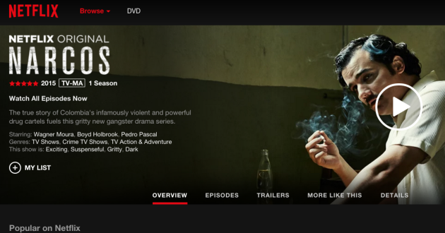 Photo via Netflix/Narcos