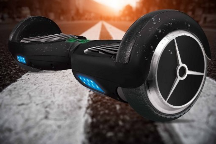 Photo via Amazon/Jetson hoverboard (still in stock and not pulled for safety reasons)