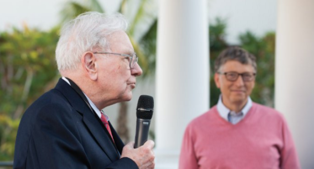 Photo via LinkedIn/Warren Buffett Just Wrote His Best Annual Letter Ever