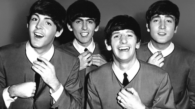 Photo via Wikipedia/The Beatles