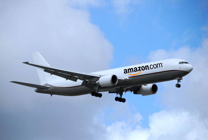 Amazon Reportedly Considering Purchase Of German Airport