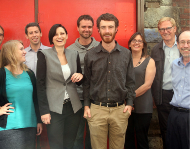 The Crosscut team. Photo via Crosscut.