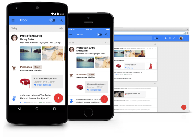 Google beefs up Inbox's trip-planning features just in time for