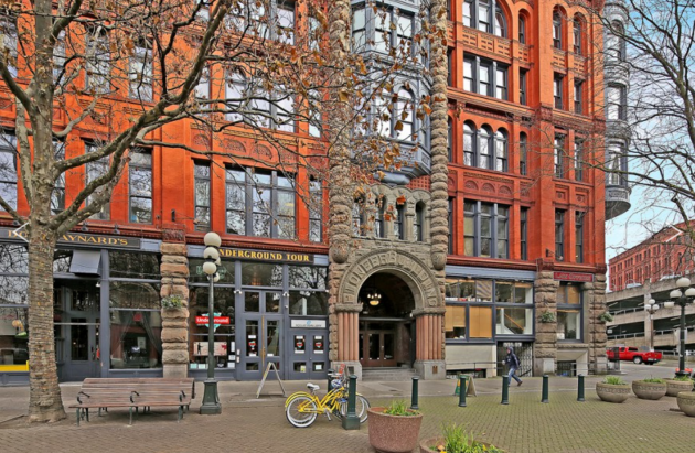 New Co Working Space To Open In Seattle S Pioneer Square