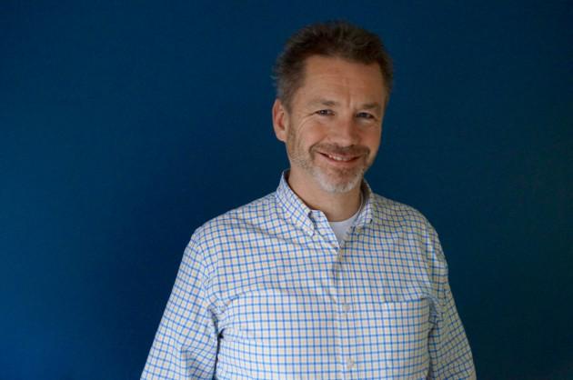 RevelHMI founder and CEO Robin Elenga