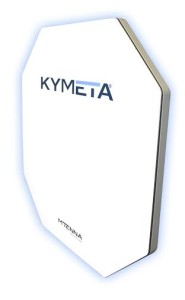 Kymeta antenna for broadband communication