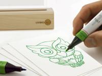 Living Ink pen
