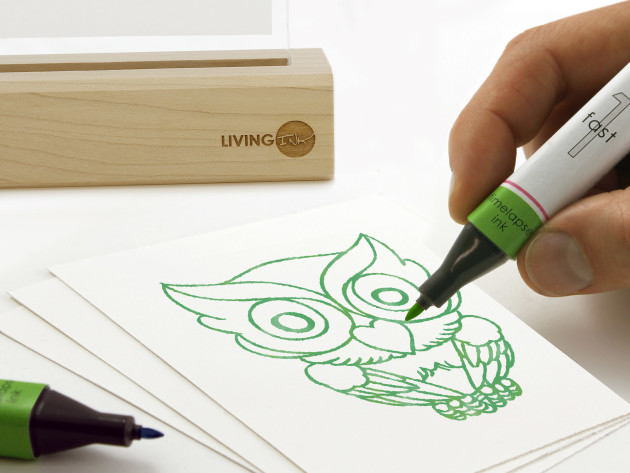 Living Ink pen