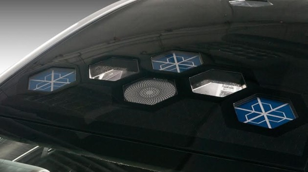 Toyota Mirai with Kymeta antenna hints at exciting auto tech potential