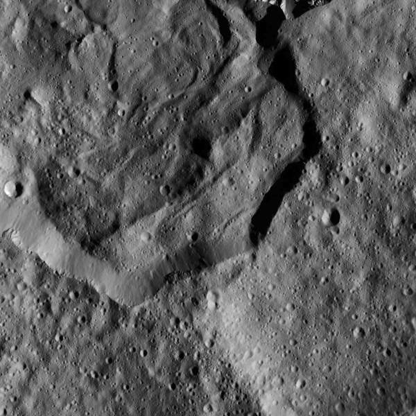 Messor Crater