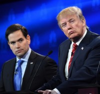 Rubio and Trump