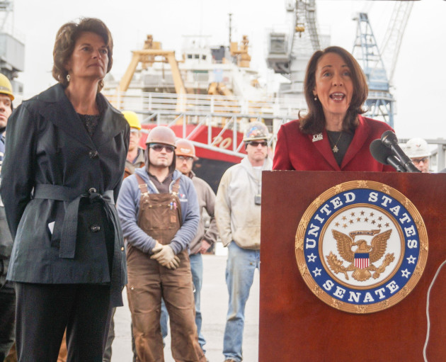 Murkowski and Cantwell