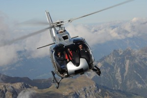 Airbus H130 helicopter