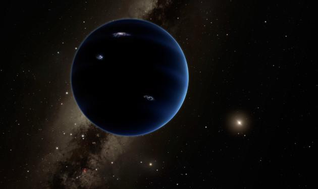 Image: Distant planet