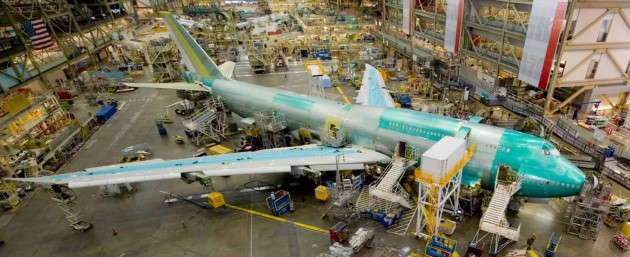 Boeing reduces 747 production and takes a write-off – GeekWire