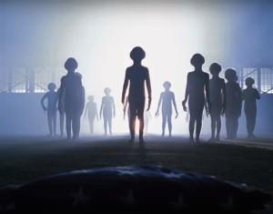 Alien visitors