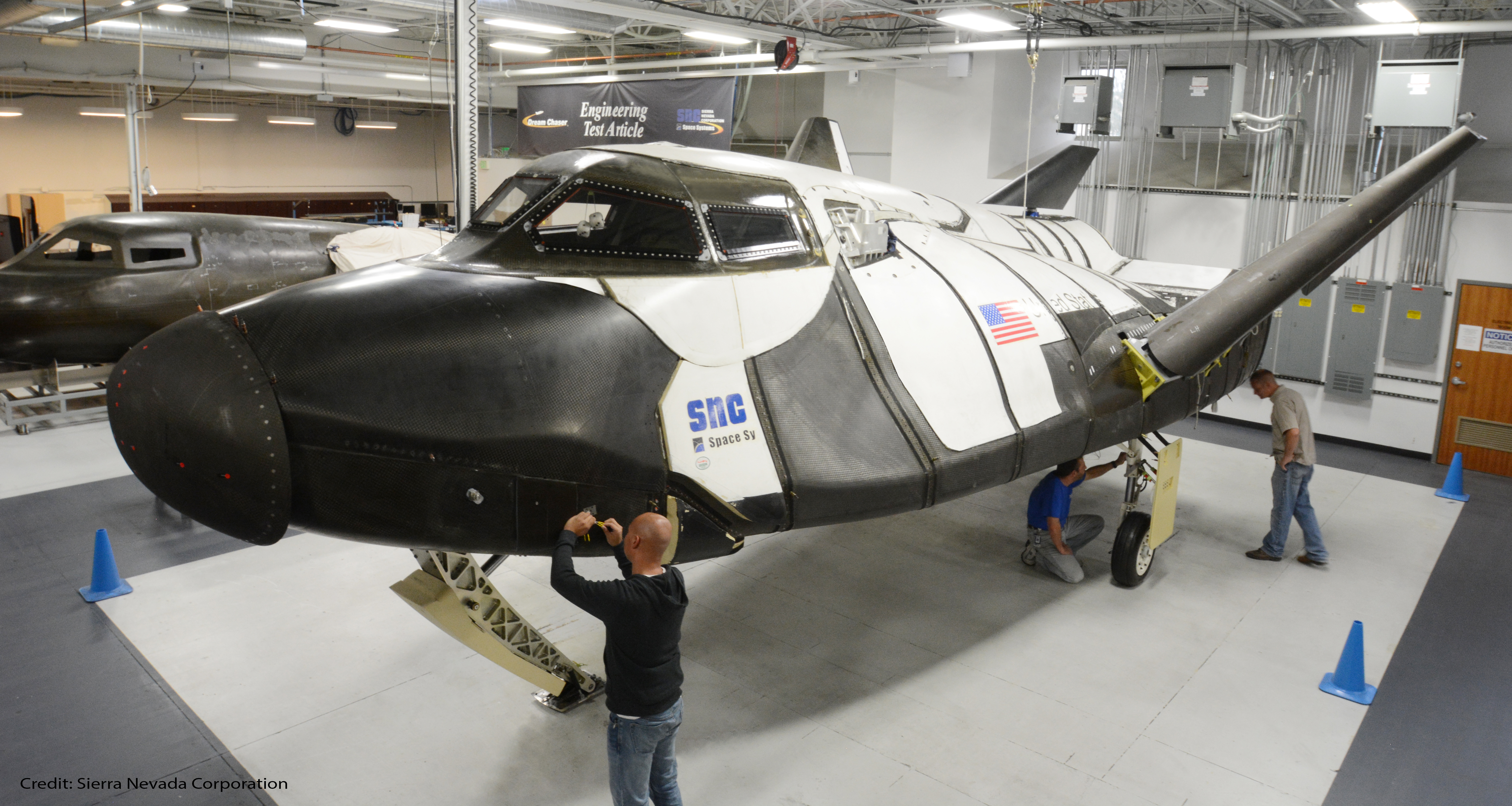 Snc Moves Ahead On Dream Chaser Spaceship Geekwire