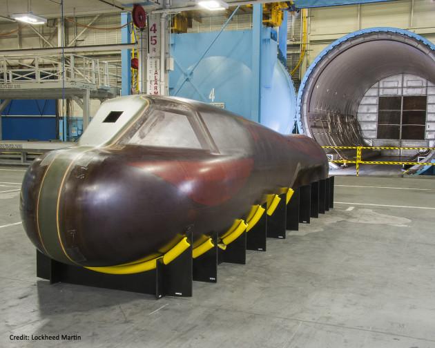 Dream Chaser orbital cabin
