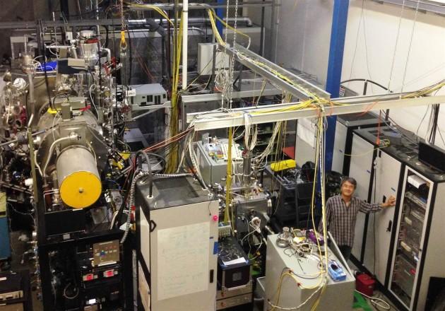 EMC2 Fusion lab