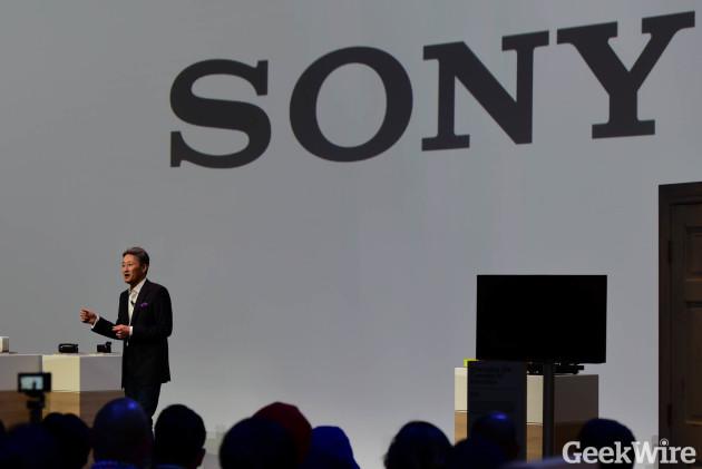 Kaz Hirai - Sony