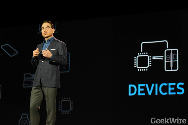 Dr. WP Hong, President of Samsung SDS discusses the company's IoT intiatives at CES 2016