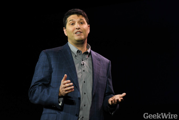 Terry Myerson presents at Samsung keynote CES 2016