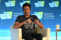 Nick Woodman at CES 2016