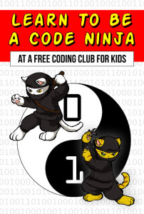 Free Coding Club for kids