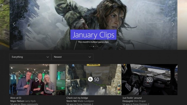 How Microsoft is changing the social features on Xbox One