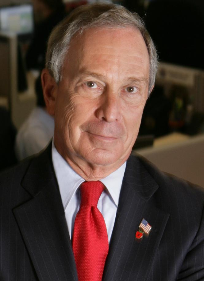 michael bloomberg - photo #16