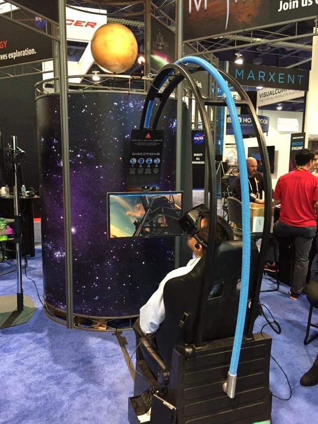 NASA SLS VR