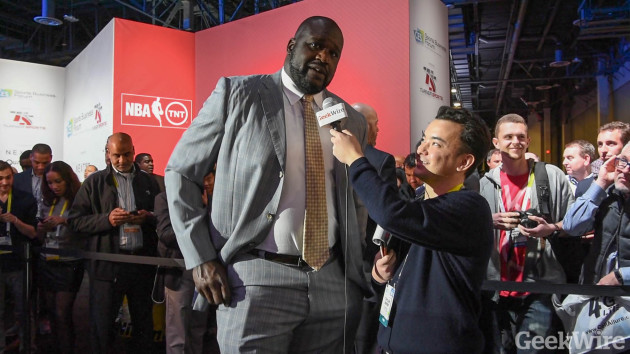 Shaquille O'Neal - CES 2016