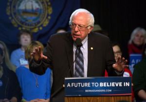 Democratic presidential candidate Bernie Sanders. (Berniesanders.com)
