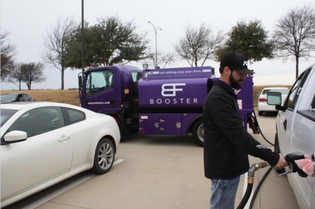 Photos via Booster Fuels