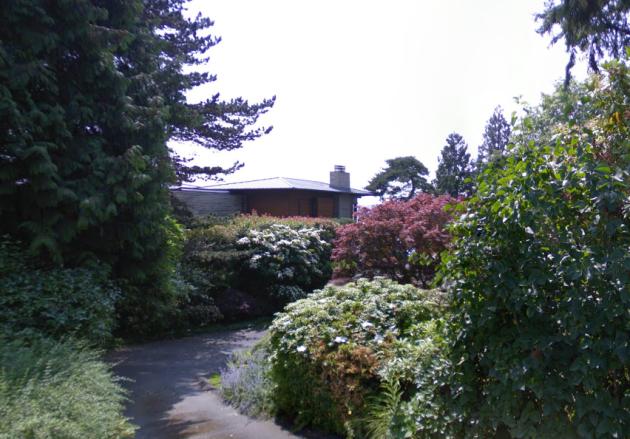 Paul Allen Mercer Island Home