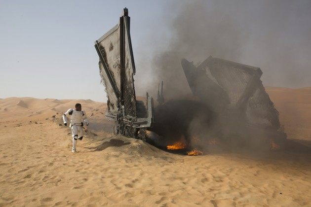 Watch the magic behind the VFX in 'Star Wars