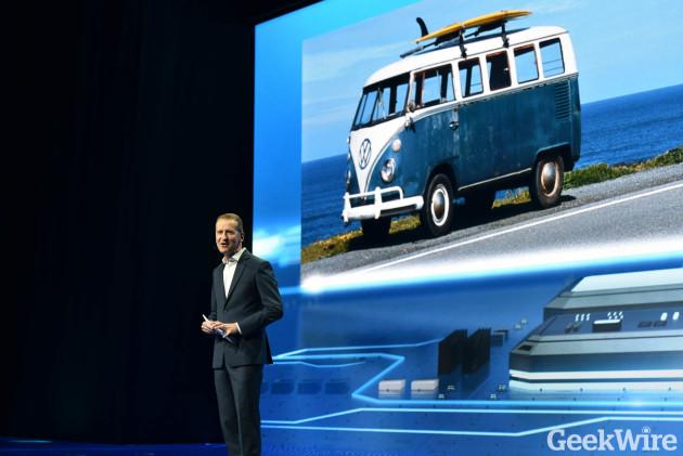 Herbert Diess - Volkswagen