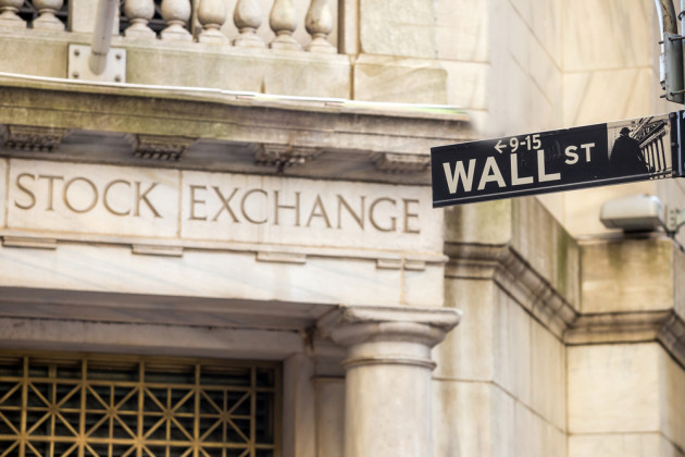 It was a mixed year on Wall Street, but some big tech stocks performed well. Photo: Shutterstock