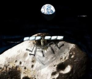 Image: Asteroid mining