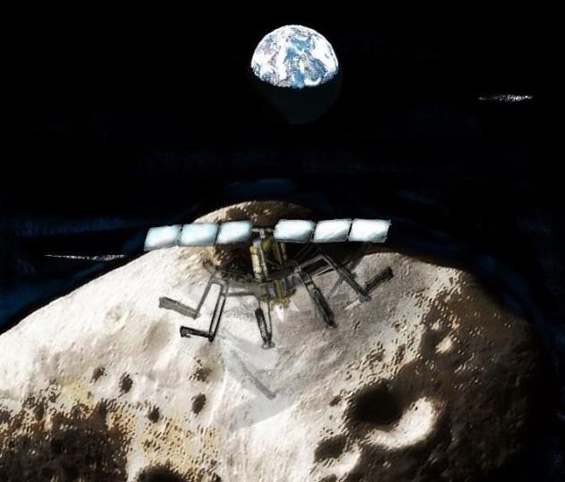 asteroid mining armageddon - photo #32
