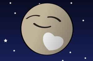 Smiling Pluto